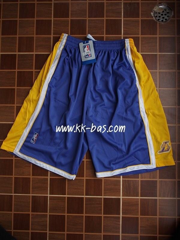 กางเกง NBA Los Angeles Lakers สีน้ำเงิน
