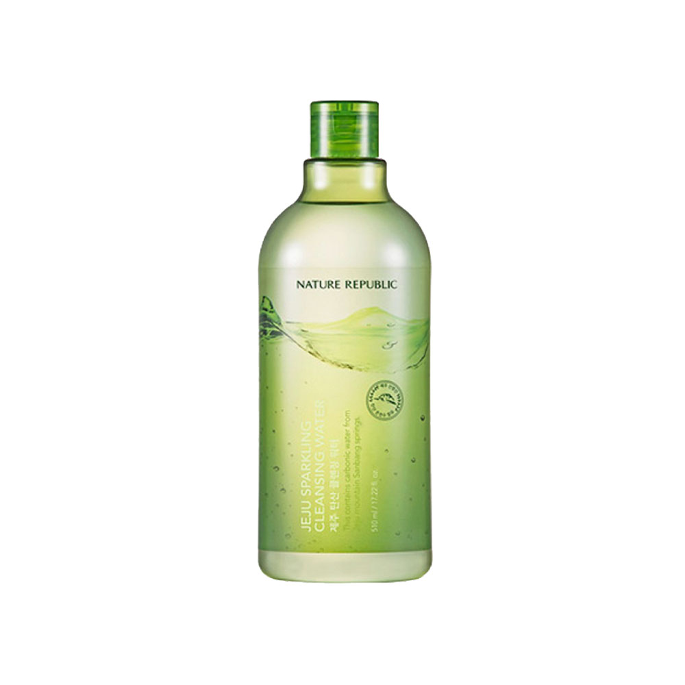 JEJU SPARKLING CLEANSING WATER (510ml)