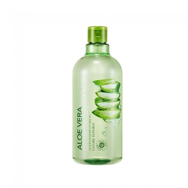 Soothing & Moisture Aloe Vera 92% Cleansing Water