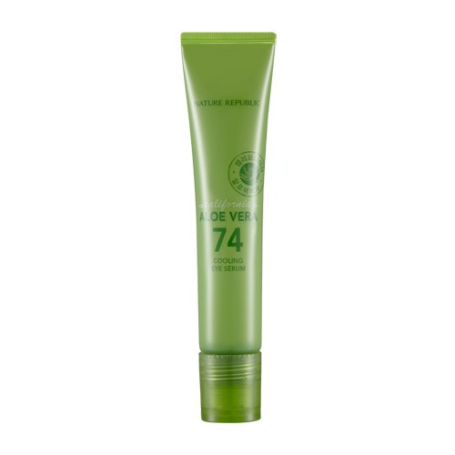 CALIFORNIA ALOE VERA 74 COOLING EYE SERUM