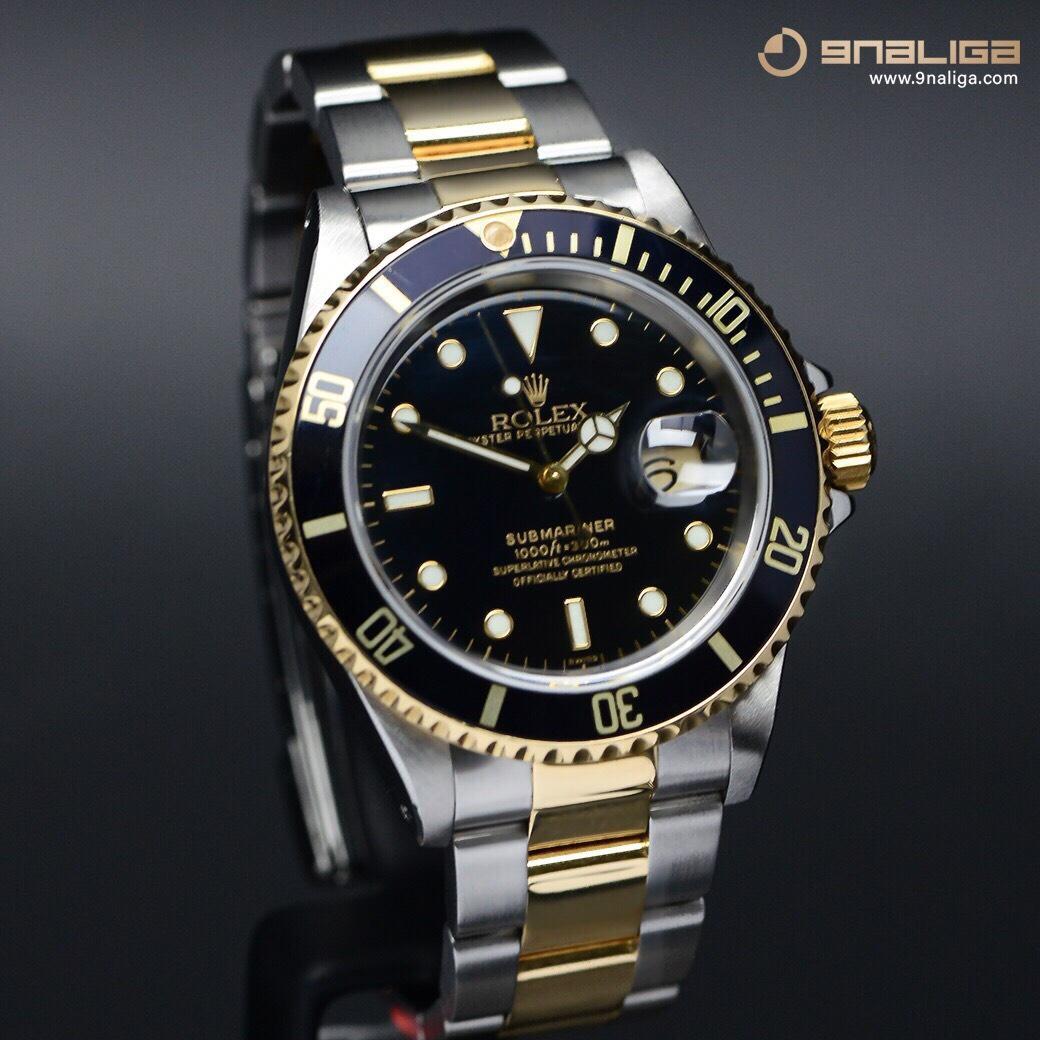 RolexRolex Submariner Steel & Yellow Gold