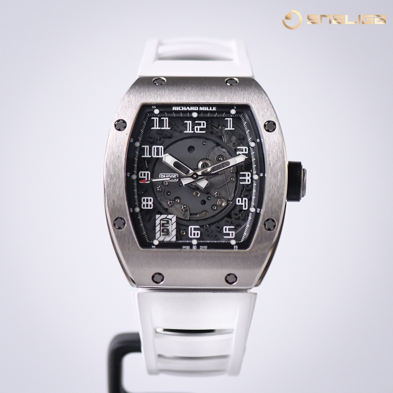 Richard Mille RM 005 White Gold Automatic