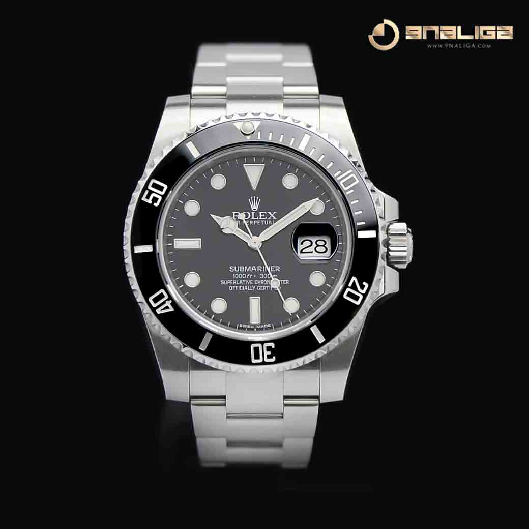 Submariner date ceramic