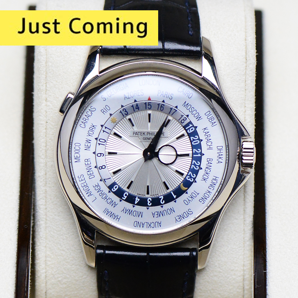 Patek Philippe 5130G Complications World Time