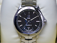 TAG heuer New link Caliber5 Day-Date Automatic Steel  Man size