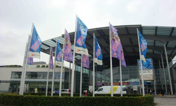 Digital Printing in FESPA 2010 Fabric