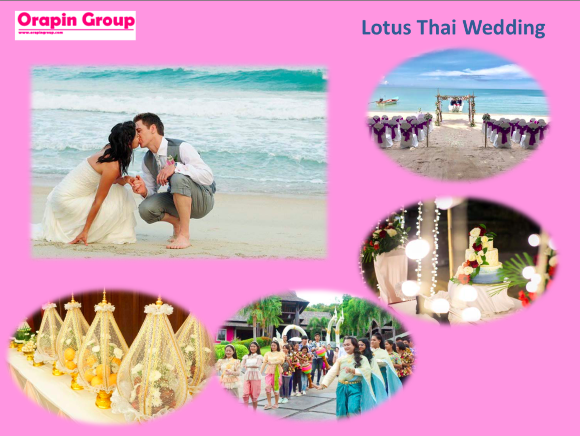 Lotus Thai Wedding