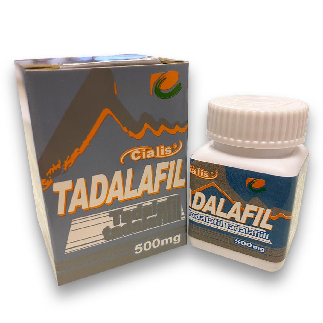 THEBED777 ยา Cialis TADALAFIL 500 mg.