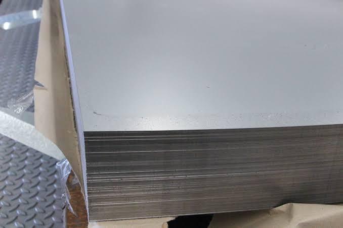 แผ่นเหล็กชุบซิ้งค์ (Electro Galvanized Sheet)