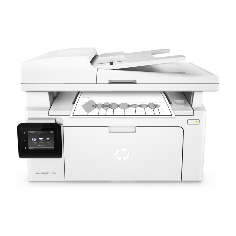มัลติฟังก์ชั่นเลเซอร์ HP LaserJet Pro MFP M130fw