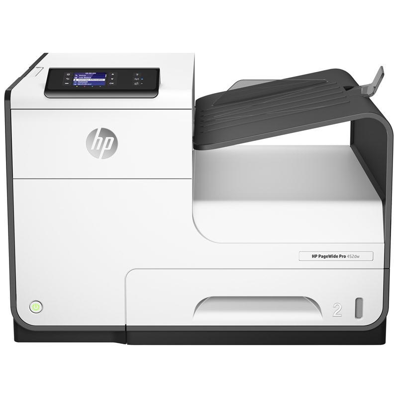 เครื่องพิมพ์อิงค์เจ็ท HP PageWide Pro 452dw