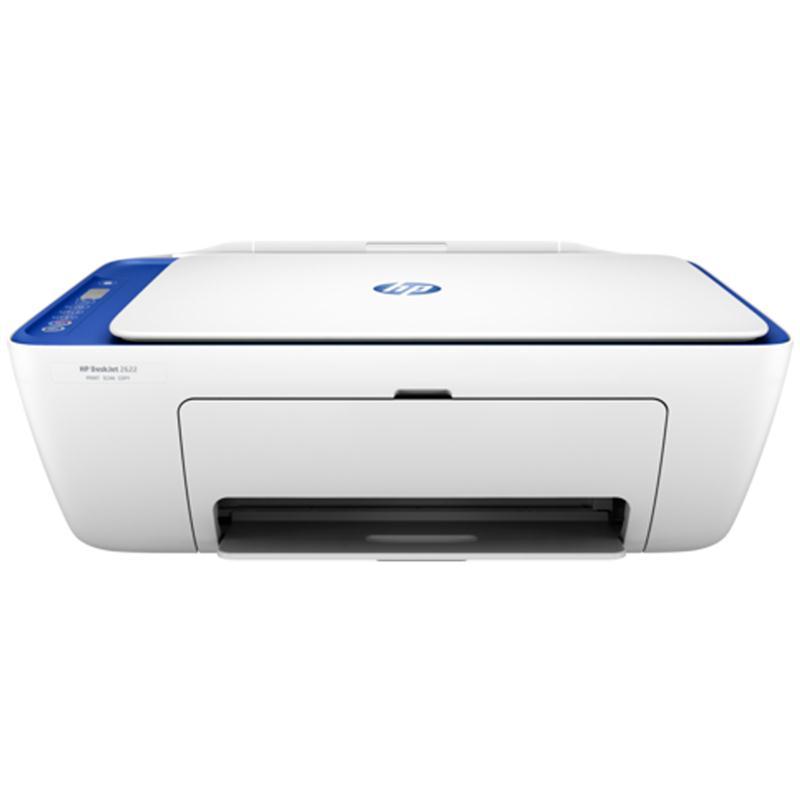 มัลติฟังก์ชั่นอิงค์เจ็ท HP Deskjet Ink Advantage 2676 ฟ้า