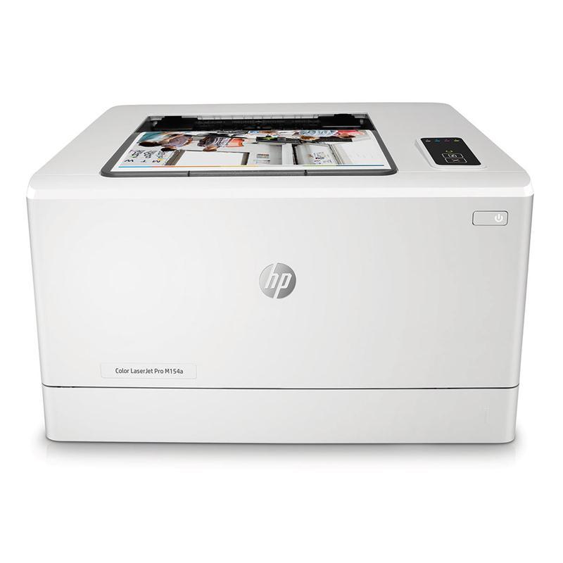 เครื่องพิมพ์เลเซอร์ HP Color LaserJet Pro M154a