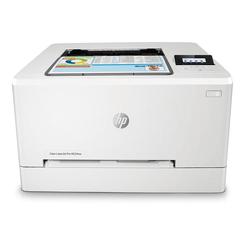 เครื่องพิมพ์เลเซอร์ HP Color LaserJet Pro M254nw