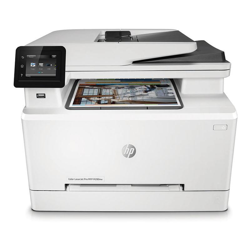 มัลติฟังก์ชั่นเลเซอร์ HP Color LaserJet Pro MFP M280nw