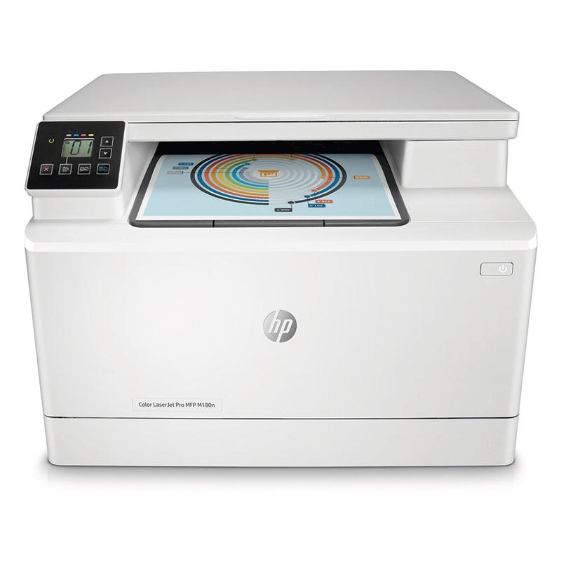 มัลติฟังก์ชั่นเลเซอร์ HP ColorLaserJetPro MFP M180n