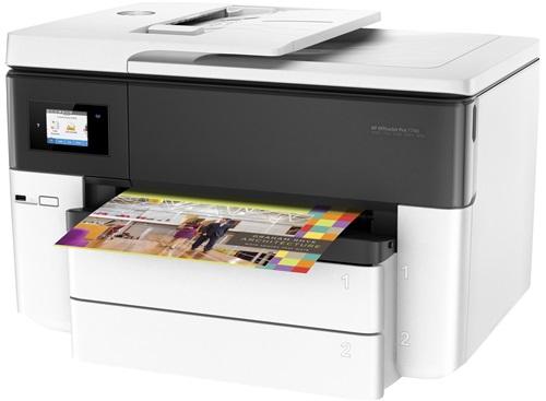 มัลติฟังก์ชั่นอิงค์เจ็ท HP OfficeJet Pro 7740