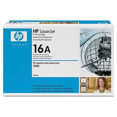 HP 16A (Q7516A) ดำ