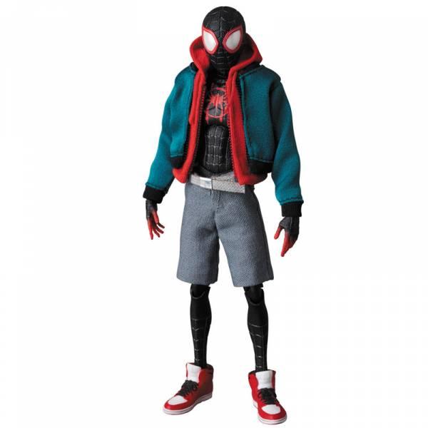 [Price 2,900/Deposit1,500][Please Read All Detail][JUN2020] MAFEX No. 107, SPIDER-MAN INTO THE SPIDER VERS - SPIDER-MAN, MILES MORALES, โมเดล แอคชั่น ฟิกเกอร์, สไปเดอร์แมน, ผงาดสู่จักรวาล-แมงมุม,ไมล์ โมราเลส