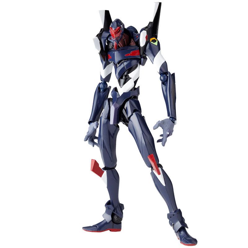 [Price 1,750/Deposit 1,000][Please Read All Detail] Revoltech Evangelion Evolution EV-002 Evangelion Production Model-03, Action Figure,โมเดล แอคชั่น ฟิกเกอร์, อีวานเกเลี่ยน