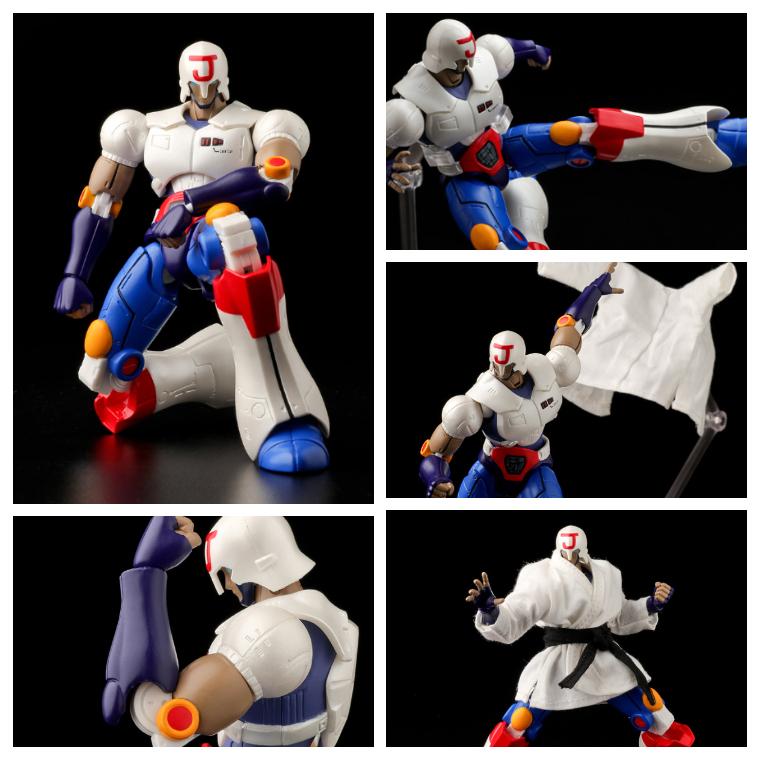 Frame Action Meister Juohmaru - หุ่นนักสู้ตัวโปรด