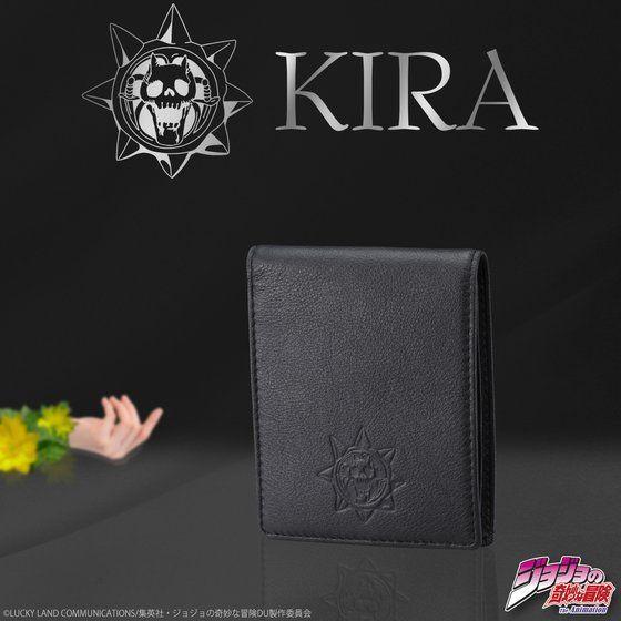 [ราคา 7,900/มัดจำ 6,500][สิงหาคม2564] JOJO Killer Queen Leather Wallet, กระเป๋าสตางค์หนัง คิลเลอร์ ควีน, โจโจ้ ล่าข้ามศตวรรษ ภาค 4, เพชรแท้ไม่มีวันสลาย, Jojo's Bizarre Adventure Part 4, Diamond is unbreakable