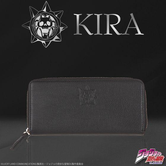 [ราคา 8,900/มัดจำ 7,500][สิงหาคม2564] JOJO Killer Queen Leather Long Wallet, กระเป๋าหนังยาว คิลเลอร์ ควีน, โจโจ้ ล่าข้ามศตวรรษ ภาค 4, เพชรแท้ไม่มีวันสลาย, Jojo's Bizarre Adventure Part 4, Diamond is unbreakable