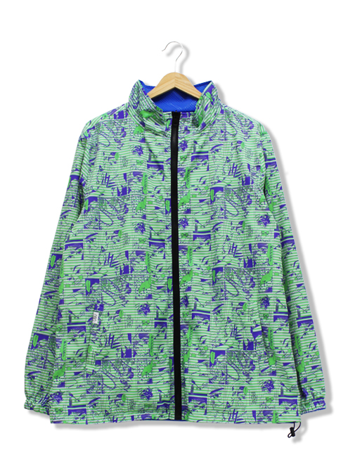 [1st Payment] Gorgeous Irene, Two Layers Jacket Green, PIIT, Hirohiko Araki's World