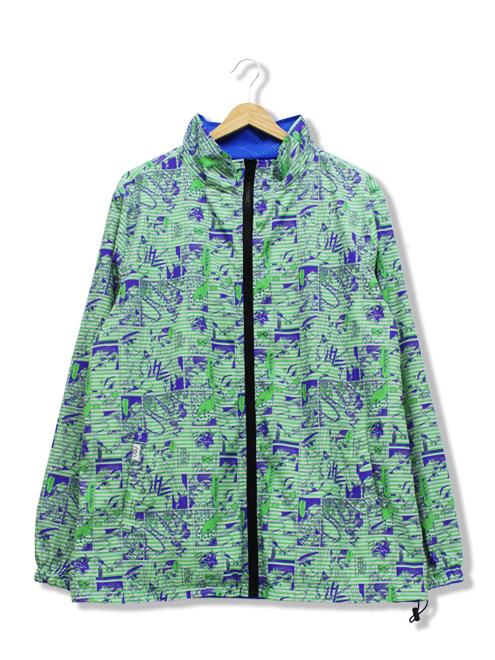 [1st Payment] Gorgeous Irene, Two Layers Jacket Green, PIIT, Hirohiko Araki's World