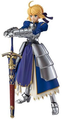 Max Factory, Figma 227, Fate / Stay Night Saber Version 2.0 PVC Figure โมเดล ฟิกเกอร์ มหาสงครามจอกศักดิ์สิทธิ์ เซเบอร์