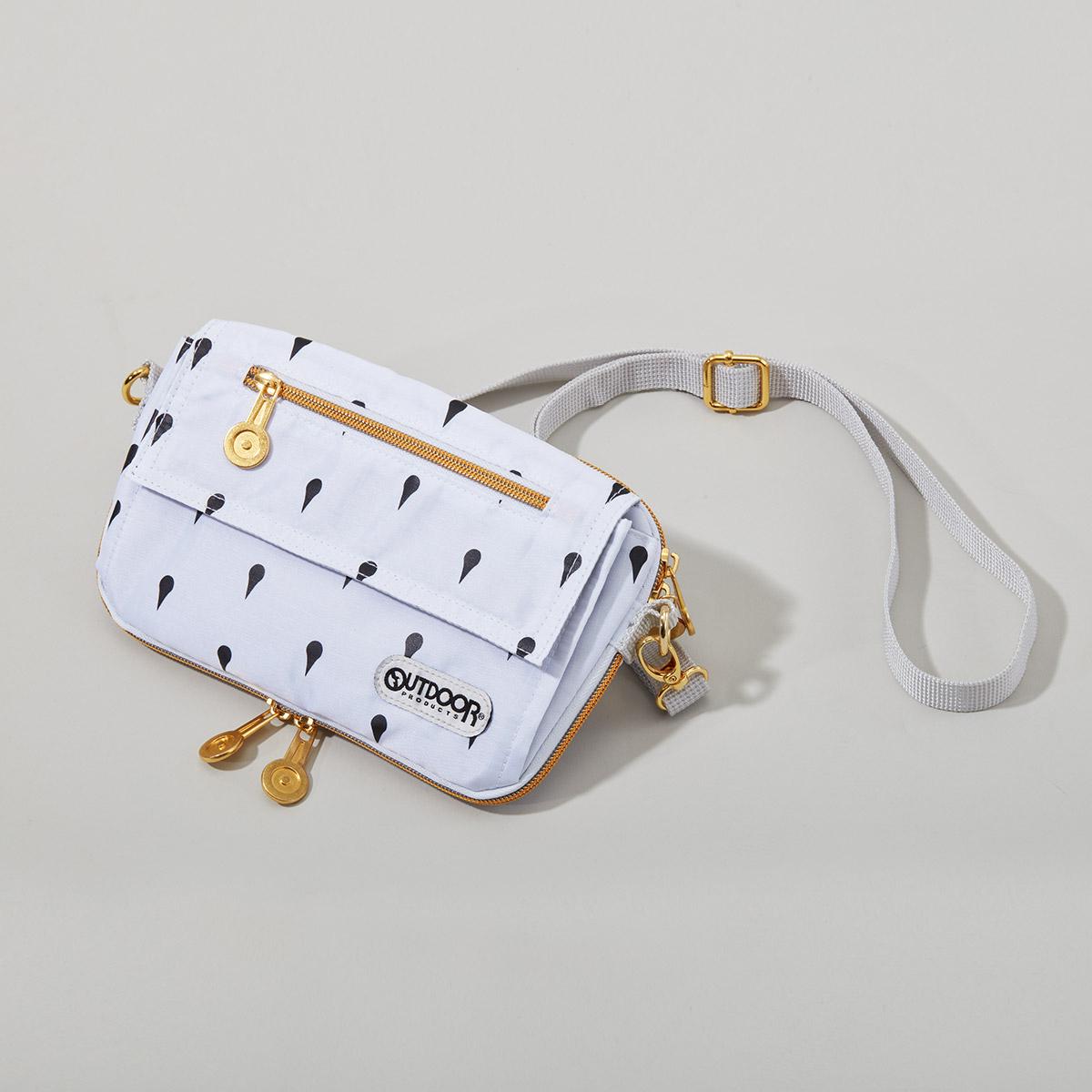 [NEW] JOJO OUTDOOR Bucciarati Shoulder Bag Premium Bandai Limited, Jojo's Bizarre Adventure Part 5, Vento Aureo, Golden Wind