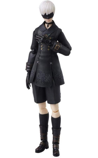 [Price 3,000/Deposit 2,000][Please Read All Detail][May2019] SQUARE ENIX,NieR: Automata YoRHa No.9 Type S Action Figure, BRING ARTS