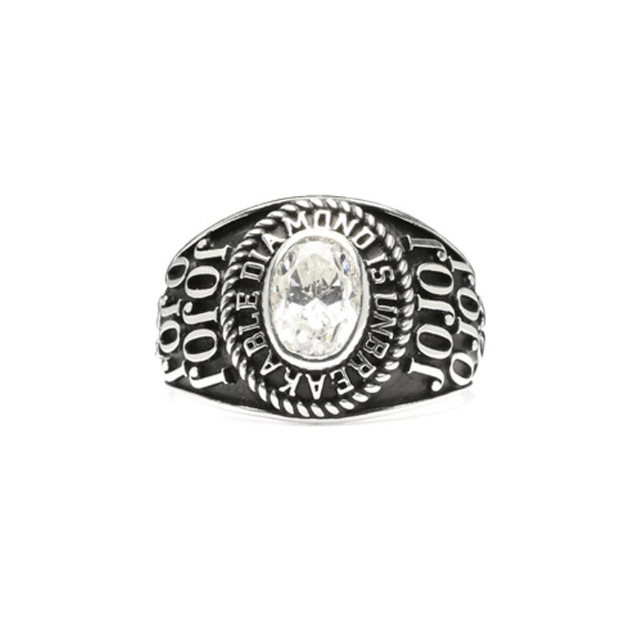 [Price 7,950/Deposit 6,000][Please Read All Detail][SEP2019] Diamond Is Unbreakable Ring, Jam Home Made, แหวนเพชรแท้ไม่มีวันสลาย, Jojo's Bizarre Adventure Part 4, Diamond Is Unbreakable, โจโจ้ ล่าข้ามศตวรรษ ภาค 4, เพชรแท้ไม่มีวันสลาย