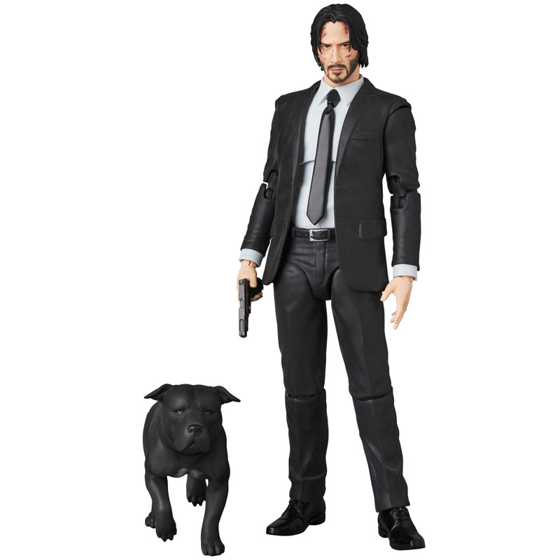 [NEW][RESALE] MAFEX No.085 John Wick Chapter 2