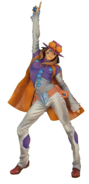 Gyro Zeppeli Special Color, Jojo's Bizarre Adventure Part 7, Steel Ball Run, Ichiban Kuji Second Chance