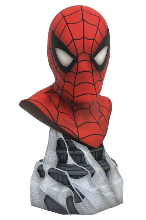 [Price 8,500/Deposit 6,000][Please Read All Detail][AUG2019] 1/2 Scale Spiderman Bust Limited Edition, LEGENDS IN 3D, Diamond Select Toys, โมเดล ฟิกเกอร์ สไปเดอร์แมน บัสท์