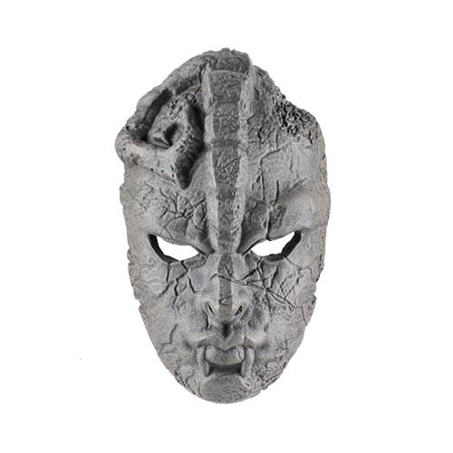[Price 1,550/Deposit 900] JOJO Exhibition Stone Mask Paperweight, Jojo's Bizarre Adventure Part 1 Phantom Blood