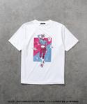 [Please Read All Detail][Price 3,950/Deposit 2,000] JOJO LOVELESS Guido Mista T-Shirt WHITE, เสื้อยืดที-เชิร์ตสีขาว กุยโด้ มิซูต้า, โจโจ้ ล่าข้ามศตวรรษ ภาค 5, Jojo's Bizarre Adventure Part 5, Vento Aureo, Golden Wind