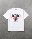 [Please Read All Detail][Price 3,950/Deposit 2,000] JOJO LOVELESS Narancia Ghirga T-Shirt WHITE, เสื้อยืดที-เชิร์ตสีขาว นารันชา กิลเกอร์, โจโจ้ ล่าข้ามศตวรรษ ภาค 5, Jojo's Bizarre Adventure Part 5, Vento Aureo, Golden Wind