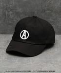 [Please Read All Detail][Price 2,300/Deposit 1,000] JOJO LOVELESS Leone Abbachio CAP Black, หมวกแก๊ปสีดำ เลโอเน่ อาบัคคิโอ, โจโจ้ ล่าข้ามศตวรรษ ภาค 5, Jojo's Bizarre Adventure Part 5, Vento Aureo, Golden Wind