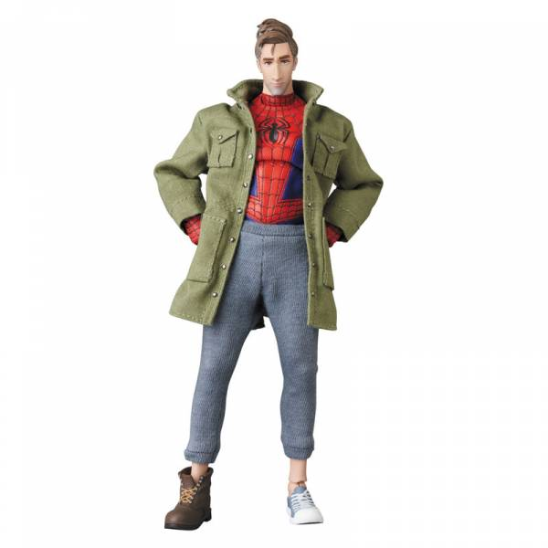 [Price 3,250/Deposit 1,500][Please Read All Detail][NOV2020] MAFEX No.109 SPIDER-MAN INTO THE SPIDER VERS, PETER B PARKER,