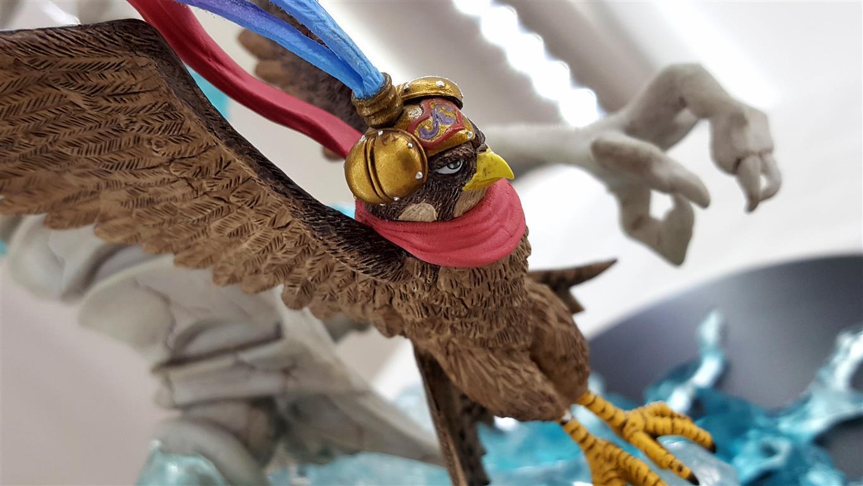 Statue Legend Premium, Pet Shops & Horus