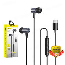 Earphone for Type-C TC-2 AWEI