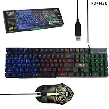 Keyboard + Mouse K3+M30 MD-Tech