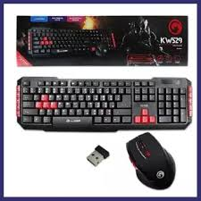 Keyboard + Mouse W/L KW529 MARVO