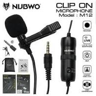 Mic CLIP ON M11 Nubwo