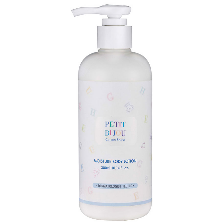 Etude House Petit Bijou Cotton Snow Body Lotion 300ml