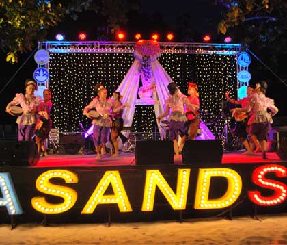 SEA SAND SONG @ TRAT