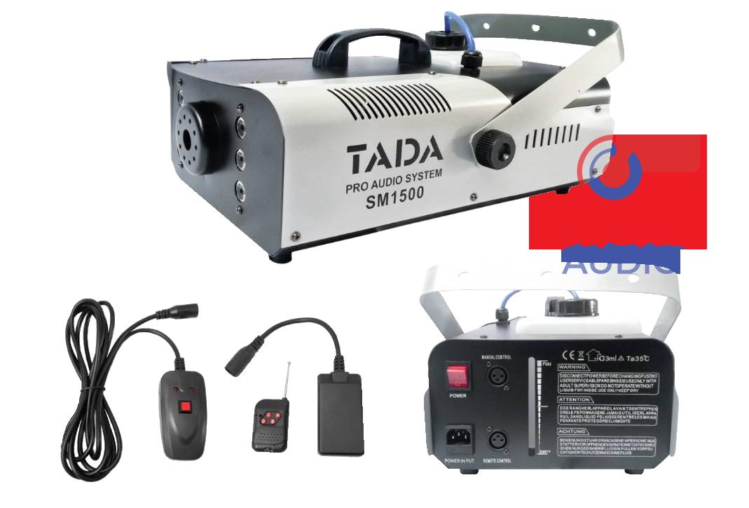 เครื่องทำควันสโม๊ค TADA - SM1500