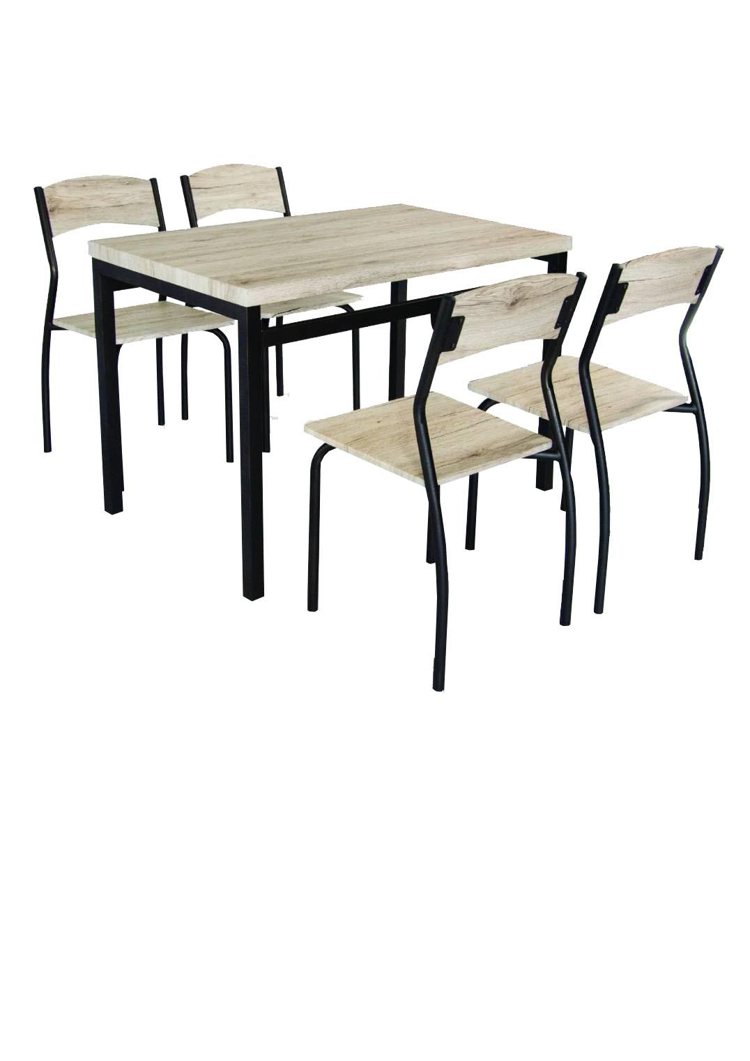 ชุดโต๊ะอาหาร 4 ที่นั่ง